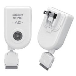 写真:【販売終了】 iAdaptor 2 for iPod AC(CIA2/IP-AC)