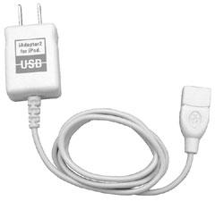 写真:【販売終了】 iAdaptor2 for iPod USB(CIA2/IP-USB)