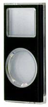 写真:【販売終了】 第二世代iPodnano用メタルクリスタルケース/ブラック(CIC-N2ALBK)