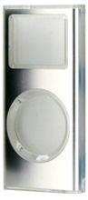 写真:【販売終了】 第二世代iPodnano用メタルクリスタルケース/シルバー(CIC-N2ALSV)