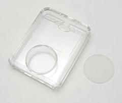 写真:【販売終了】 第三世代iPodnano用クリスタルハードケース(CIC-N3CW)