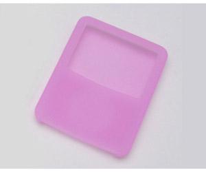写真:【販売終了】 第三世代iPodnano用シリコンケース/ピンク(CIC-N3SLPK)