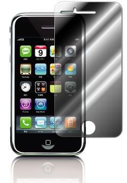 写真:【販売終了】 iPhone3G用保護フィルム(ミラータイプ)(CIC-P3GMF)