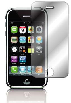 写真:【販売終了】 iPhone3G用保護フィルム(クリアタイプ)(CIC-P3GPF)