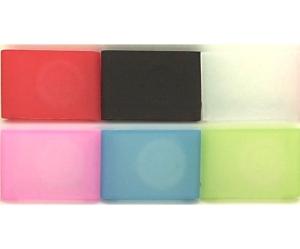 写真:iPod shuffle用シリコンケース6色セット(CIC-S26P)