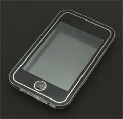 写真:【販売終了】 iPod touch用クリスタルハードケース(CIC-T1CW)