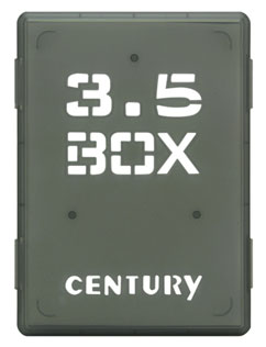 写真:裸族の弁当箱/スケルトンブラック(CRB35-BK)