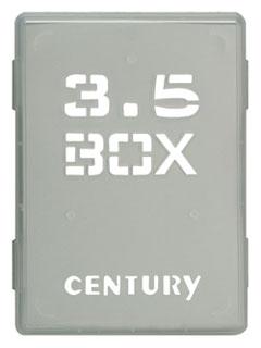写真:裸族の弁当箱/スケルトンクリアホワイト(CRB35-WT)
