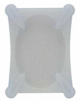 写真:【販売終了】 二代目 裸族の服:2.5インチHD用/ブルー(CRF25-BL2)