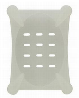 写真:【販売終了】 二代目 裸族の服:3.5インチHD用/ホワイト(CRF35-WT2)