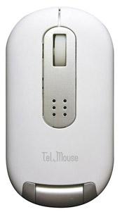 写真:【販売終了】 TELマウス/ホワイト(CTM-WH)