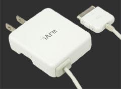 写真:【販売終了】 iArm iPod-AC/ホワイトモデル(IARM-ACW)
