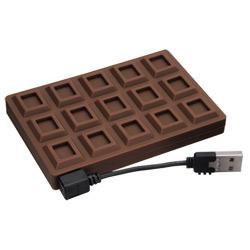 写真:裸族の板チョコ/チョコブラウン(CRIC25U2BW)