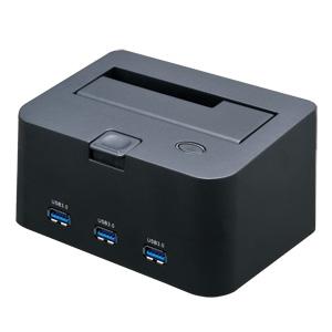 写真:【販売終了】 裸族のお立ち台USB3.0 Hubプラス(CROSU3H)