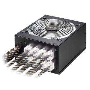 写真:【販売終了】 SUPER FLOWER(スーパーフラワー)電源 80PLUS GOLD認証 1000W(SF-1000P14XE)
