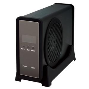 写真:【販売終了】 二代目冷やし系HDD検温番 USB3.0+eSATA(CLS35EU3BF)