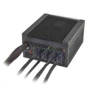 SUPER FLOWER(スーパーフラワー)電源 80PLUS PLATINUM認証 500Wファンレスモデル (SF-500P14FG)