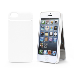 写真:【販売終了】 ONE%+ Solid Mirror Card Case for iPhone 5(A01MCS)