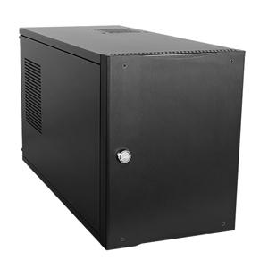 写真:iStarUSA  ミニタワーmini-ITX PCケース(S-915)