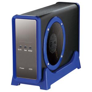 三代目冷やし系HDD検温番 SATA6G (CLS35EU3BLF6G/BKF6G)