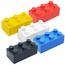 次世代スマートフォンスピーカー BrickS【ブリックス】(BRICKS-BL/-RD/-YL/-BK/-WT)