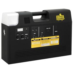 写真:停電の見張り番 BLACKOUT GUARD Pro(BG-600Pro)