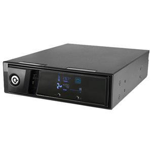 写真:iStarUSA 温度表示/警告機能搭載 3.5インチSATA HDD リムーバブルラック (AN-A1101M-C)