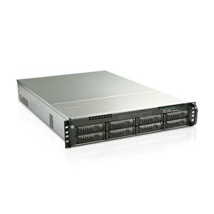 写真:iStar USA 2UラックマウントPCケース (EX2M8-C)