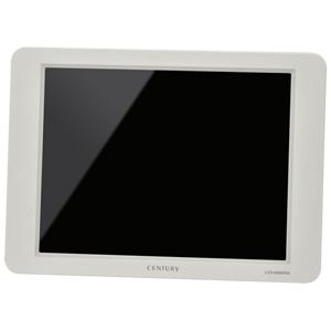 写真:8インチHDMIマルチモニター plus one HDMI グレイッシュホワイト (LCD-8000VH2W)