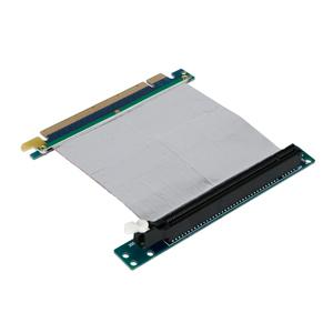 写真:iStar USA ライザーケーブル PCIe x16 (DD-666-C7-C)