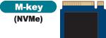 M-key(NVMe)