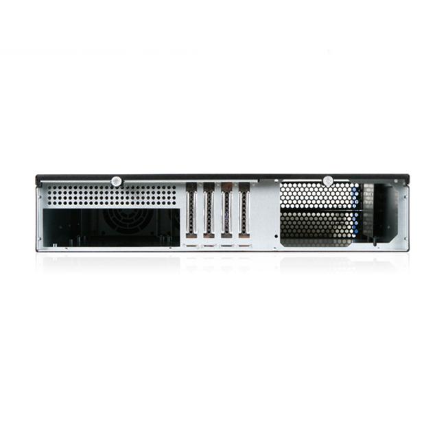 iStar USA 2UラックマウントPCケース (D-214MATX-C)