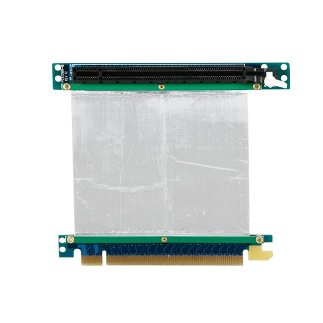 iStar USA ライザーケーブル PCIe x16 (DD-666-C7-C)