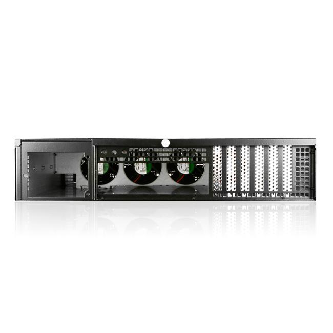 iStarUSA 2UラックマウントPCケース(E-204L-C)