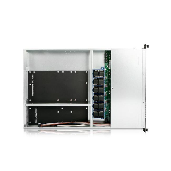 iStar USA 1UラックマウントPCケース (EX1M4-C)