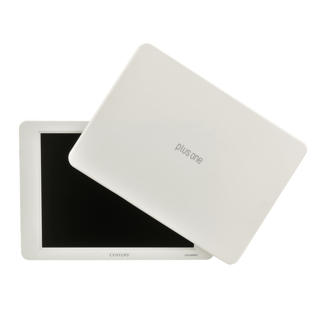 plus one (LCD-8000V2W)