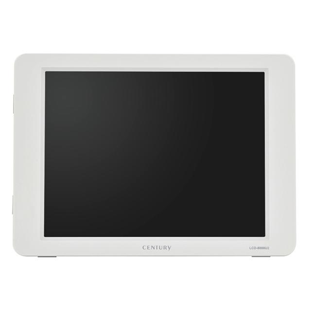 8インチUSB接続サブモニター plus one (LCD-8000U2W)