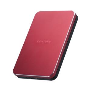 SIMPLE SMART BOX シンプルスマートボックス ミラージュレッド (CSB25U3RD6G)