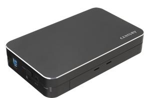 SIMPLE SMART BOX 3.5 ナイトブラック (CSB35U3BK6G)