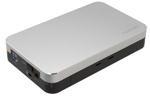 SIMPLE SMART BOX 3.5 シャインシルバー (CSB35U3SV6G)