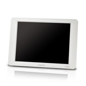 8インチアナログRGBモニター plus one VGA グレイッシュホワイト (LCD-8000V2W)