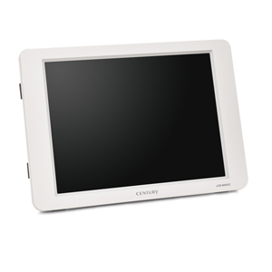 8インチUSB接続サブモニター plus one グレイッシュホワイト (LCD-8000U2W)